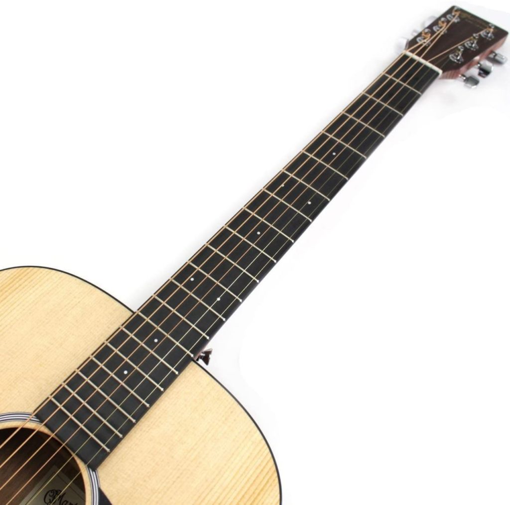 Martin DRS2 the neck